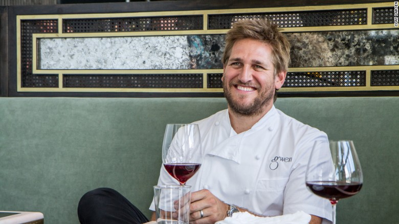A day in Los Angeles with chef Curtis Stone