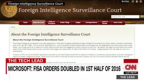 what govt can do with foreign intel surveillance act jose pagliery the lead_00010310.jpg