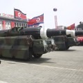 05 nk parade tanks missile