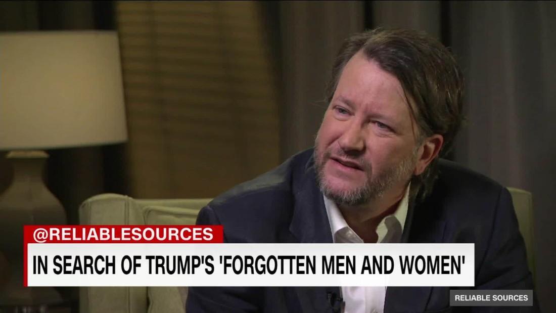 Reporting on Trump