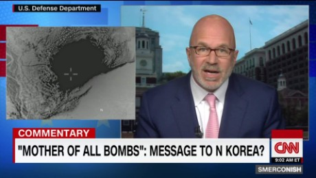 Comment: was MOAB a message to North Korea? _00002401.jpg