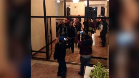 Guatemalan Police Arrests Former Mexican Governor Javier Duarte