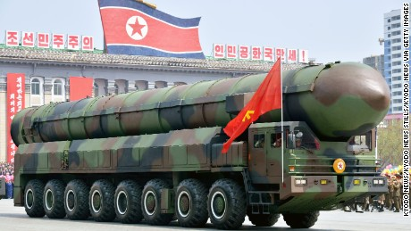 Two new purported ICBMs were on display at the recent military parade, raising questions as to the breadth of the North Korean program.