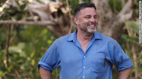 "Jeff Varner on ""SURVIVOR: Game Changers"" the episode ""The Stakes Have Been Raised."" in June 2016."