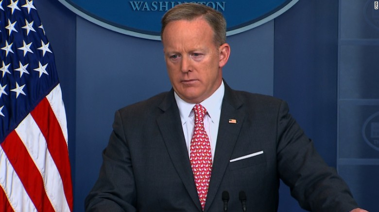 Spicer on Trump's taxes: Nothing has changed