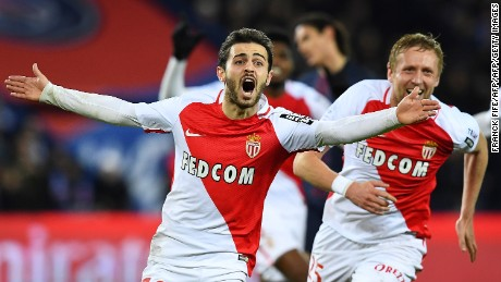 Monaco star Silva plots new challenge
