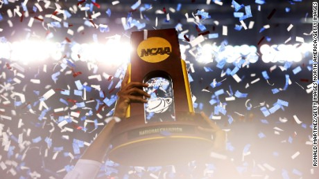 NCAA Events To Return To North Carolina
