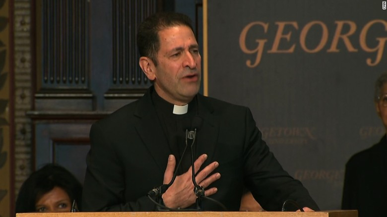Jesuit priest: We have greatly sinned