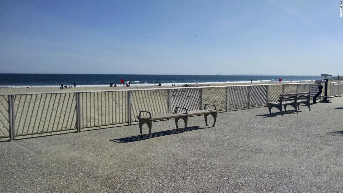 <strong>Rockaway Beach:</strong> The Ramones sang about it, and now surfers love this Queens beach as well.