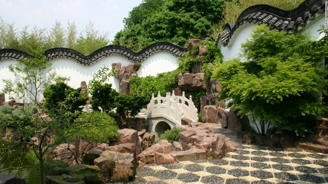 <strong>Snug Harbor:</strong> Staten Island is home to America's oldest Chinese garden.