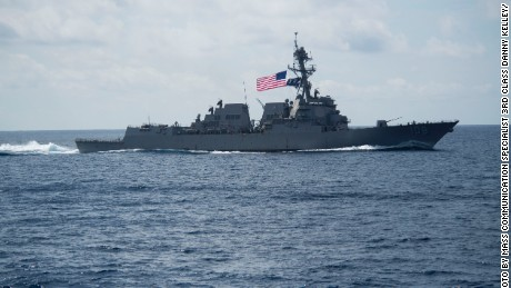 Is US steering clear of South China Sea under Trump?