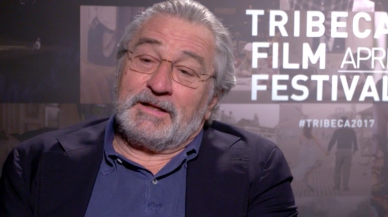 De Niro: 'Godfather II' was good for me