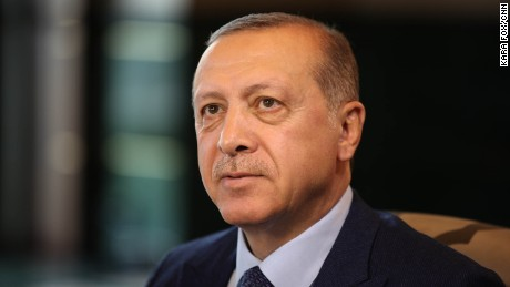 CNN exclusive: Erdogan insists Turkey reforms don't make him a dictator