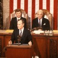 george hw bush stou joint session 1990 RESTRICTED