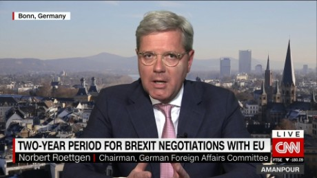 German MP: UK election will polarize talks