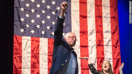 Sanders, Perez unity tour is off to a bumpy start