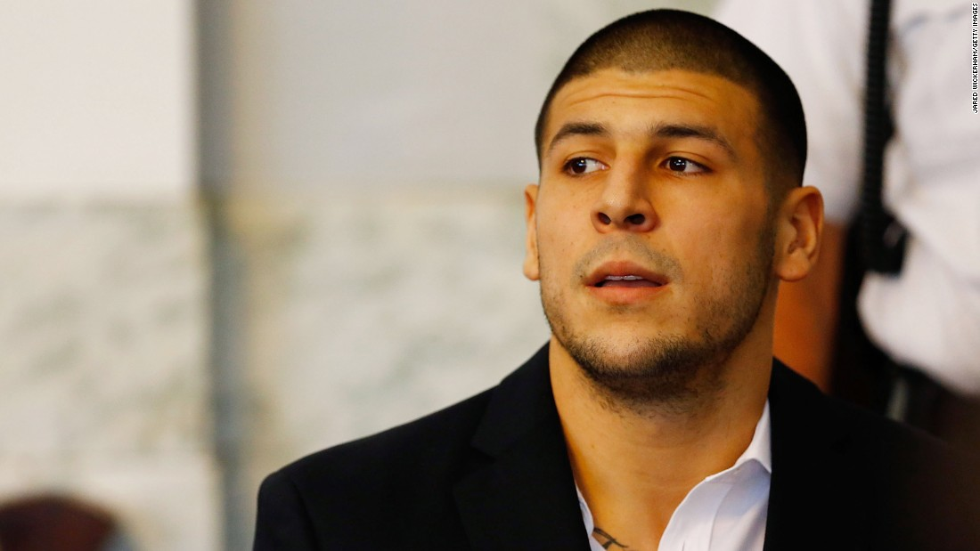 The rise and fall of Aaron Hernandez