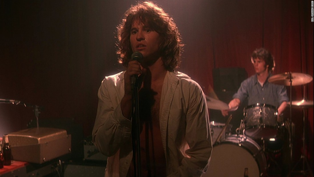"<strong>""The Doors""</strong>:<strong> </strong>Val Kilmer embodied rocker Jim Morrison in this big screen bio drama about the band and the musician, who died in 1971 at the age of 27. <strong>(Amazon Prime, Hulu)</strong>"