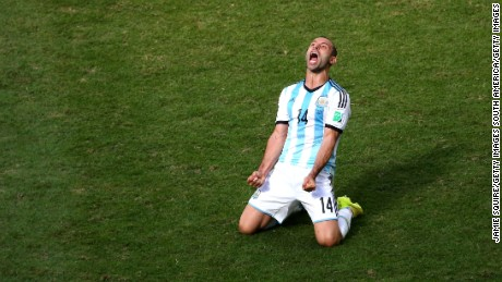 Nicknamed El Jefecito (Little Chief), Javier Mascherano is known for his leadership qualities as well as his tackling.