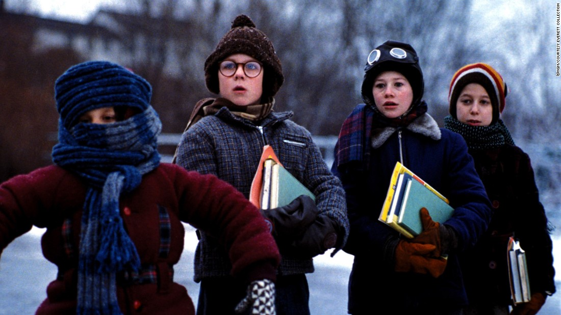 """<strong>A Christmas Story"": </strong> This beloved comedy about a boy yearning for a B.B. gun for Christmas has become a holiday classic. <strong>(Amazon Prime) </strong>"