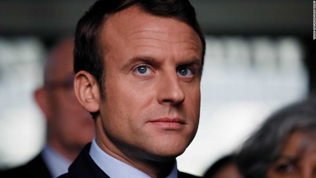 What to know about Emmanuel Macron