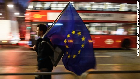 Brexit implementation period 'will take years'
