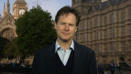 Clegg: May's snap election 'opportunistic'