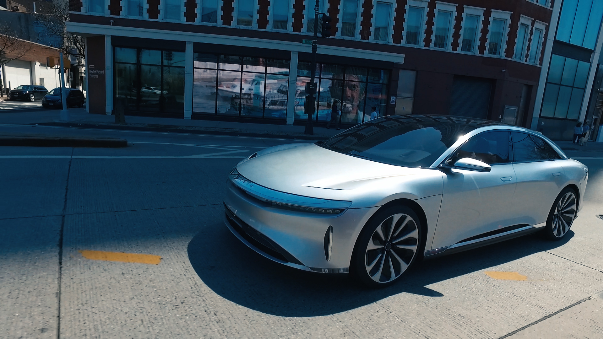 Lucid Motors Wants To Compete With Tesla Cnn Video