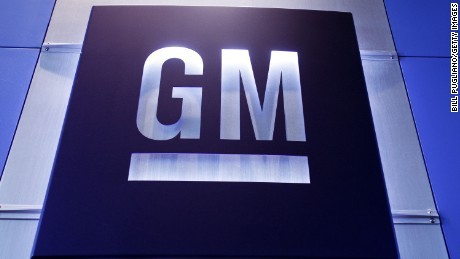 cnnmoney general motors logo