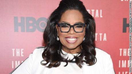Even Oprah gets intimidated