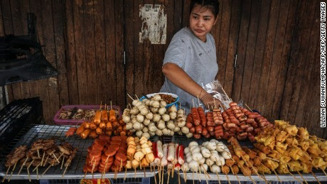 Is Bangkok really banning street food?