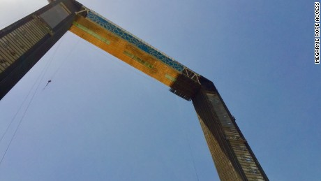 Donis says Dubai Municipality went ahead with the construction of the Dubai Frame without his permission.