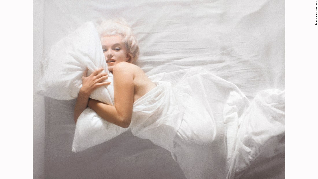 Acclaimed photographer Douglas Kirkland is known for his extensive archive of Hollywood portraits.<br />This photo of Marilyn Monroe was for the cover of Look magazine's 25th anniversary issue.
