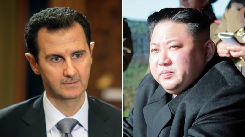 A tale of two dictators