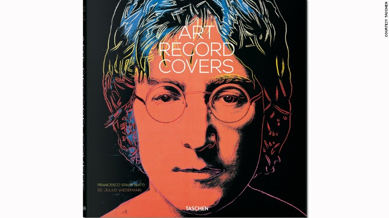 "<a href=""https://www.amazon.com/Art-Record-Covers-Francesco-Spampinato/dp/3836540290""  Record Covers"" </a>by Francesco Spampinato, published by Taschen, is out now."
