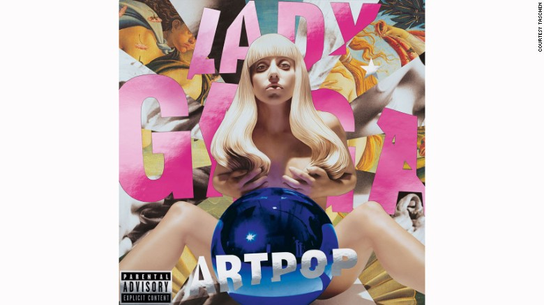 "Jeff Koon's eye-catching cover sees Lady Gaga transformed into a modern Venus, carefully covered by one of the artist's signature <a href=""http://www.jeffkoons.com/artwork/gazing-ball-paintings/gazing-ball-da-vinci-mona-lisa""  balls</a>."