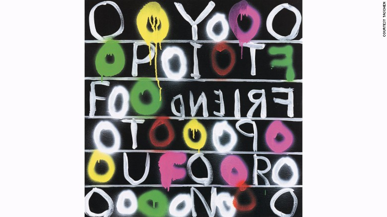 "San Francisco-based trio Deerhoof have said that <a href=""http://edition.cnn.com/2016/10/18/arts/david-shrigley-style-show/"">David Shrigley</a>'s work has influenced their songwriting. The artist provided 12 paintings to be used as album covers for ""Friend Opportunity."""
