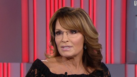 Former Fox News contributor Palin reacts to O'Reilly's exit