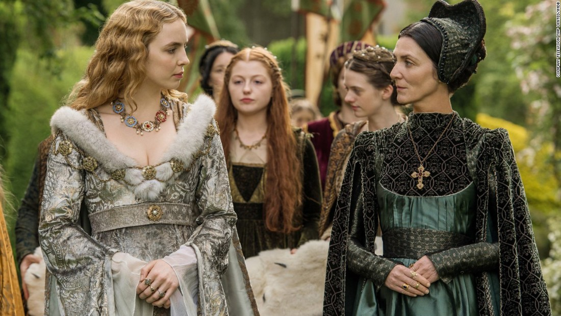 'The White Princess' Explores History From A 'uniquely Feminine' Perspective