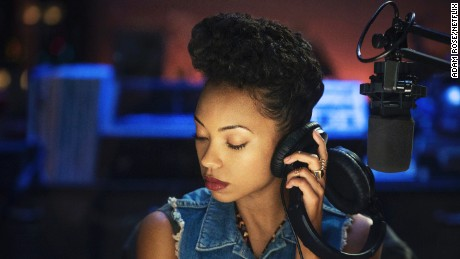 Logan Browning in 'Dear White People'