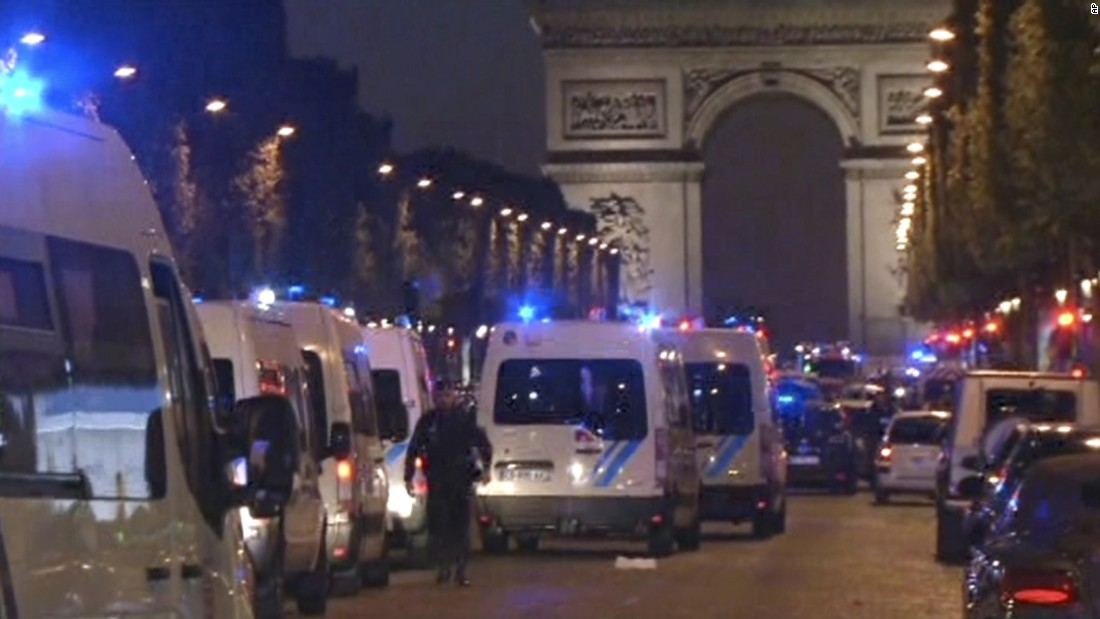 The Champs-Elysées was closed after the incident. The shooting came three days before French general elections. Paris was already in a state of heightened alert.<br />