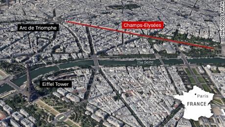Belgian prosecutor's office denies any link between Belgium, Paris attack