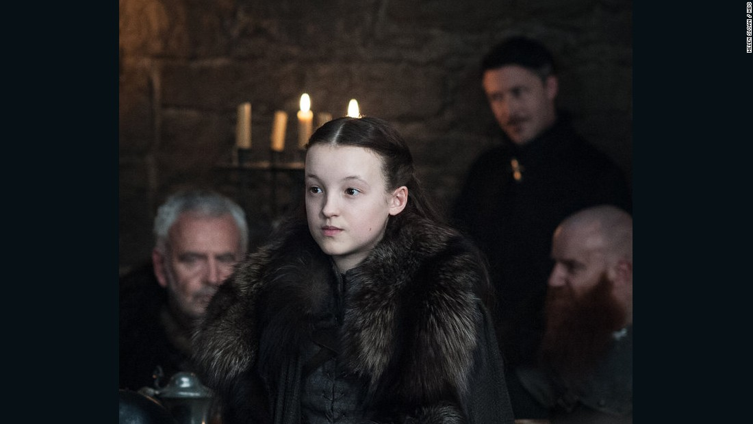 Bella Ramsey as Lyanna Mormont