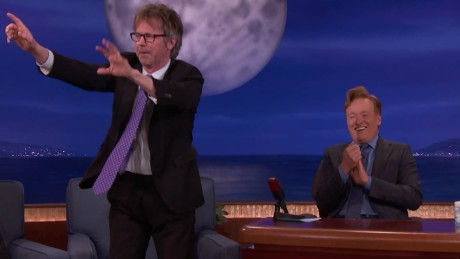 Dana Carvey on Conan