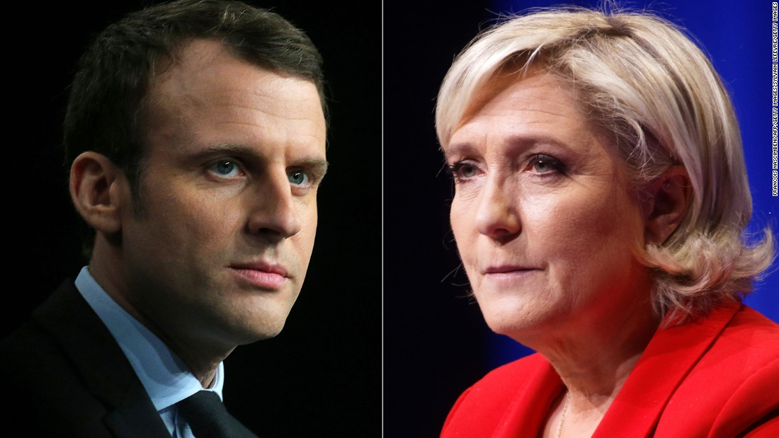 How two outsiders defeated France's political elite