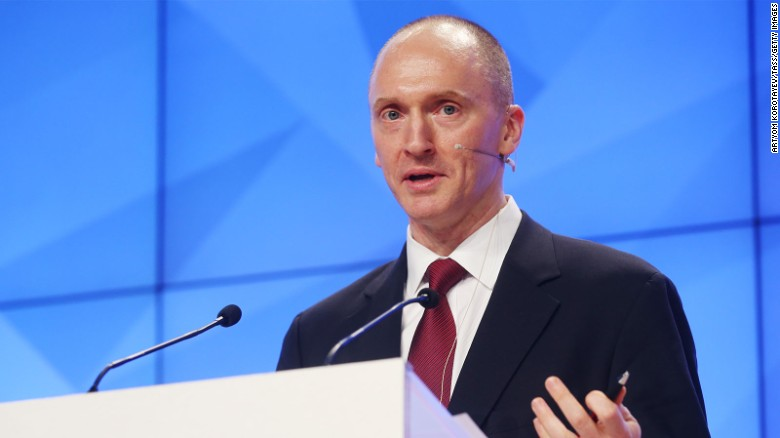 Carter Page slams Senate intel panel