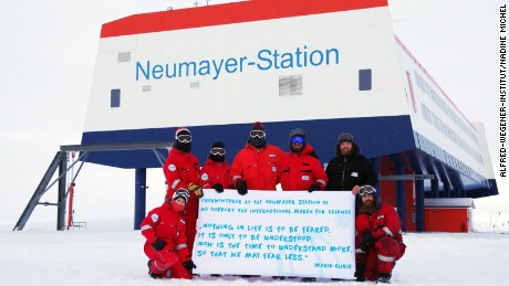 #MarchForScience spreads to Antarctica, Arctic Circle