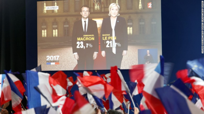 Why these French voters support Le Pen