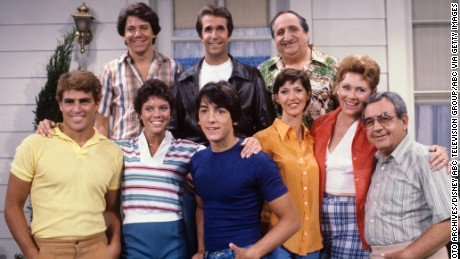 Scott Baio clarifies remarks on Erin Moran after backlash