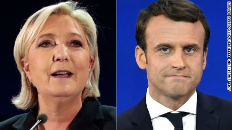 French voters bid 'adieu' to the status quo